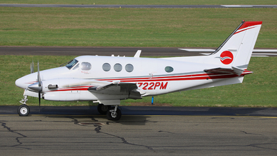 N722PM - Beechcraft C90GT King Air - Private