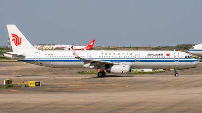 B-8595 - Airbus A321-232 - Air China