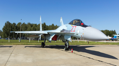 RF-95148 - Sukhoi Su-35S - Russia - Air Force