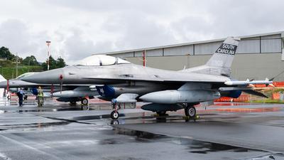 92-3902 - Lockheed Martin F-16C Fighting Falcon - United States - US Air Force (USAF)