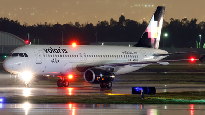 N510VL - Airbus A320-233 - Volaris