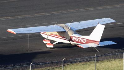 N19793 - Cessna 177B Cardinal - Private