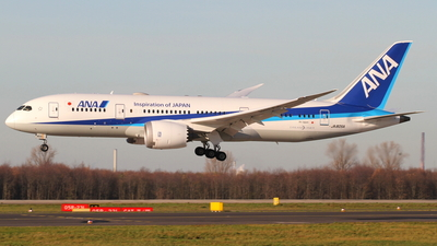 JA805A - Boeing 787-8 Dreamliner - All Nippon Airways (Air Japan)