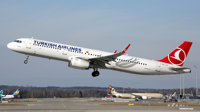 A picture of TCJTF - Airbus A321231 - Turkish Airlines - © Stefan Mayer