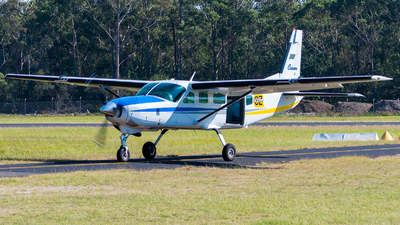 A picture of VHOZQ - Cessna 208 Caravan I - [20800348] - © Stephen Brown