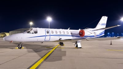 I-ZACK - Cessna 560 Citation Encore - Private
