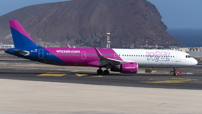 HA-LVF - Airbus A321-271NX - Wizz Air
