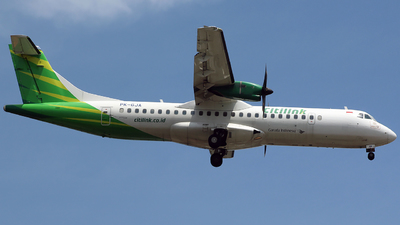 A picture of PKGJA - ATR 72600 - Citilink - © ALW