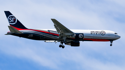 B-220R - Boeing 767-341(ER) - SF Airlines