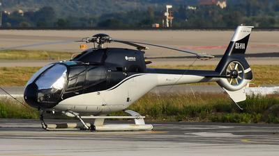 SX-HVA - Eurocopter EC 120B Colibri - Aeroservices