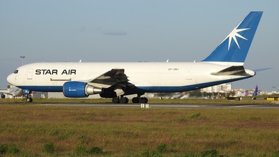 OY-SRJ - Boeing 767-25E(SF) - Star Air