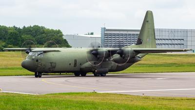 ZH874 - Lockheed Martin Hercules C.4 - United Kingdom - Royal Air Force (RAF)