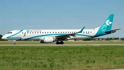 I-ADJQ - Embraer 190-200LR - Air Dolomiti