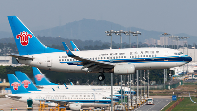 B-5068 - Boeing 737-71B - China Southern Airlines
