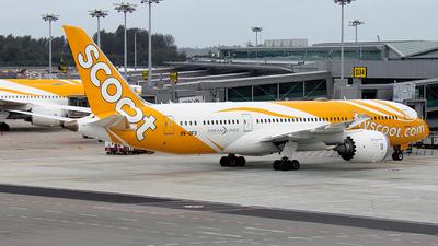 9V-OFG - Boeing 787-8 Dreamliner - Scoot