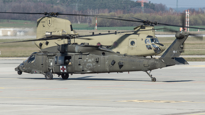 08-20164 - Sikorsky HH-60M Blackhawk - United States - US Army