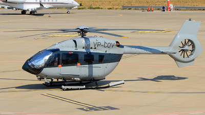 VP-COV - Airbus Helicopters H145 D3 - Private