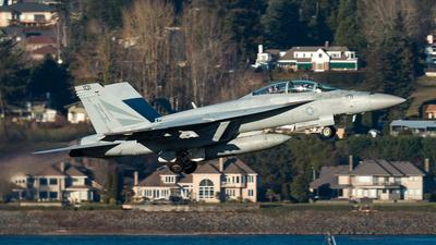 166874 - Boeing F/A-18F Super Hornet - United States - US Navy (USN)