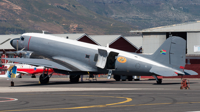 6584 - Douglas C-47TP Turbo-Dakota - South Africa - Air Force
