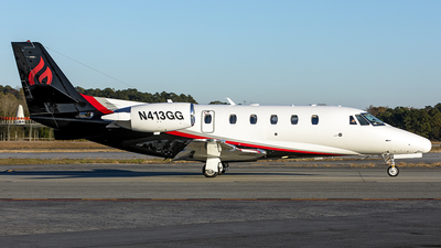 N413GG - Cessna 560XL Citation Excel - Private