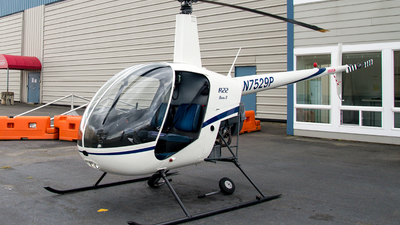 N7529P - Robinson R22 Beta - Private