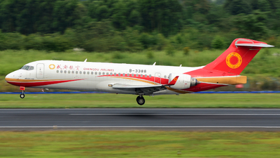 B-3388 - COMAC ARJ21-700 - Chengdu Airlines