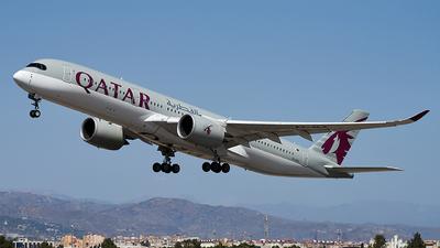A7-ALX - Airbus A350-941 - Qatar Airways
