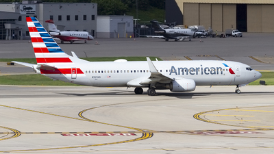 A picture of N921AN - Boeing 737823 - American Airlines - © Jeremy D. Dando