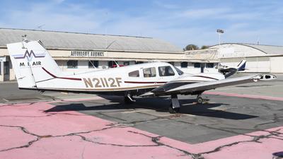 N2112F - Piper PA-44-180 Seminole - M.I. Air