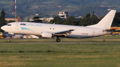 OE-IAB - Boeing 737-4Z9(SF) - ASL Airlines