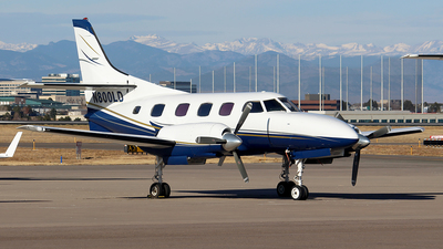 N800LD - Swearingen SA226-T Merlin IIIA - Private