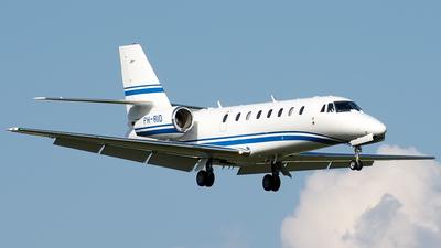 PH-RID - Cessna 680 Citation Sovereign - Private