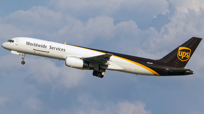 N459UP - Boeing 757-24A(PF) - United Parcel Service (UPS)