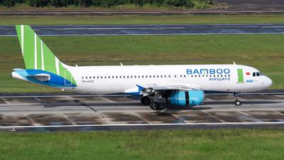 VN-A582 - Airbus A320-232 - Bamboo Airways