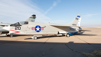 148693 - Vought Crusader F-8H - United States - US Marine Corps (USMC)