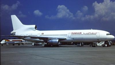 TF-ABM - Lockheed L-1011-50 Tristar - Tunisair