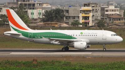 TU-TSA - Airbus A319-111 - Air Côte d´Ivoire