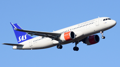 SE-ROT - Airbus A320-251N - Scandinavian Airlines (SAS)