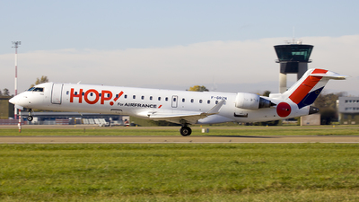 F-GRZN - Bombardier CRJ-701 - HOP! for Air France
