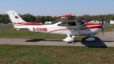 D-EXHM - Cessna T182T Turbo Skylane - Private