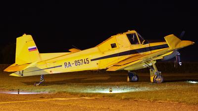 RA-05745 - Zlin Z-137T Agro Turbo - Private