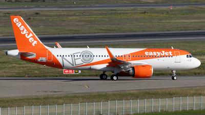 F-WWTQ - Airbus A320-251N - easyJet Switzerland