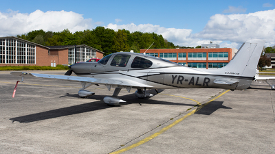 A picture of YRALR - Cirrus SR22T - [1296] - © Kas van Zonneveld
