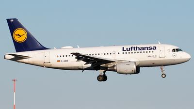 A picture of DAIBB - Airbus A319112 - Lufthansa - © Teemu Pesonen