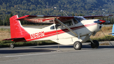A picture of N1618M - Cessna A185E - [18501834] - © Jeroen Stroes
