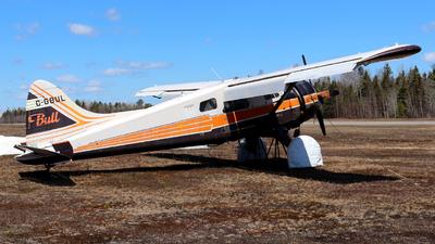 C-GBUL - De Havilland Canada DHC-2 Mk.I Beaver - Private