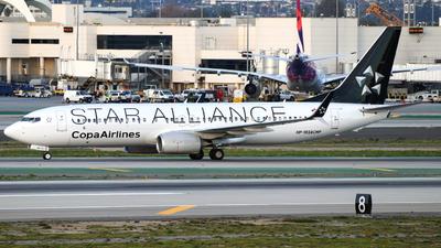 HP-1823CMP - Boeing 737-86N - Copa Airlines