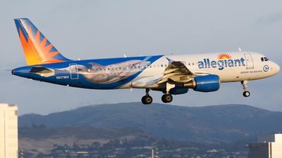 A picture of N271NV - Airbus A320214 - Allegiant Air - © Jordan Louie