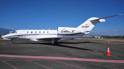 N910DP - Cessna 750 Citation X - Private