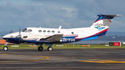 ZK-FDS - Beechcraft B200 Super King Air - GCH Aviation